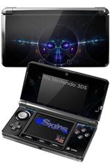 Spacewalk - Decal Style Skin fits Nintendo 3DS (3DS SOLD SEPARATELY)