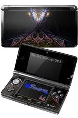 Tiki - Decal Style Skin fits Nintendo 3DS (3DS SOLD SEPARATELY)