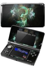 Alone - Decal Style Skin fits Nintendo 3DS (3DS SOLD SEPARATELY)