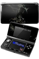 At Night - Decal Style Skin fits Nintendo 3DS (3DS SOLD SEPARATELY)