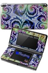 Breath - Decal Style Skin fits Nintendo 3DS (3DS SOLD SEPARATELY)
