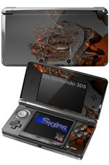 Car Wreck - Decal Style Skin fits Nintendo 3DS (3DS SOLD SEPARATELY)