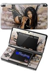 Broken Halo - Decal Style Skin fits Nintendo 3DS (3DS SOLD SEPARATELY)