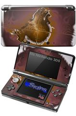 Comet Nucleus - Decal Style Skin fits Nintendo 3DS (3DS SOLD SEPARATELY)