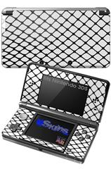Fishnets - Decal Style Skin fits Nintendo 3DS (3DS SOLD SEPARATELY)