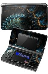 Coral Reef - Decal Style Skin fits Nintendo 3DS (3DS SOLD SEPARATELY)