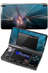 Overload - Decal Style Skin fits Nintendo 3DS (3DS SOLD SEPARATELY)