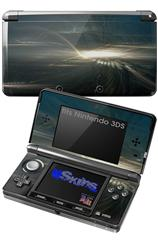Submerged - Decal Style Skin fits Nintendo 3DS (3DS SOLD SEPARATELY)