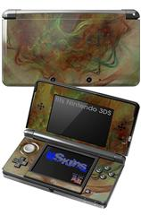 Barcelona - Decal Style Skin fits Nintendo 3DS (3DS SOLD SEPARATELY)