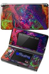 Organic - Decal Style Skin fits Nintendo 3DS (3DS SOLD SEPARATELY)