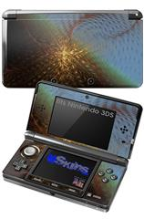 Woven - Decal Style Skin fits Nintendo 3DS (3DS SOLD SEPARATELY)