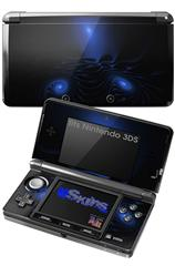 Basic - Decal Style Skin fits Nintendo 3DS (3DS SOLD SEPARATELY)