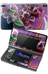 In Depth - Decal Style Skin fits Nintendo 3DS (3DS SOLD SEPARATELY)