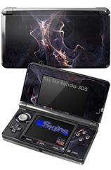 Stormy - Decal Style Skin fits Nintendo 3DS (3DS SOLD SEPARATELY)