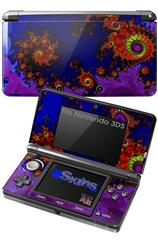 Classic - Decal Style Skin fits Nintendo 3DS (3DS SOLD SEPARATELY)