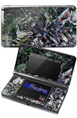 Day Trip New York - Decal Style Skin fits Nintendo 3DS (3DS SOLD SEPARATELY)