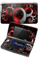 Circulation - Decal Style Skin fits Nintendo 3DS (3DS SOLD SEPARATELY)