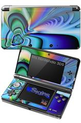 Discharge - Decal Style Skin fits Nintendo 3DS (3DS SOLD SEPARATELY)