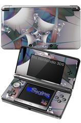 Construction - Decal Style Skin fits Nintendo 3DS (3DS SOLD SEPARATELY)