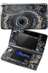 Eye Of The Storm - Decal Style Skin fits Nintendo 3DS (3DS SOLD SEPARATELY)