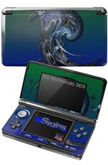Crane - Decal Style Skin fits Nintendo 3DS (3DS SOLD SEPARATELY)