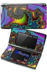 Carnival - Decal Style Skin fits Nintendo 3DS (3DS SOLD SEPARATELY)