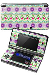 Kearas Tribal 1 - Decal Style Skin fits Nintendo 3DS (3DS SOLD SEPARATELY)