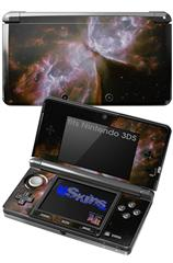 Hubble Images - Butterfly Nebula - Decal Style Skin fits Nintendo 3DS (3DS SOLD SEPARATELY)