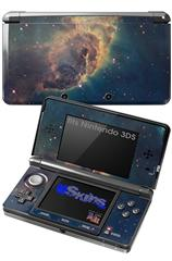 Hubble Images - Carina Nebula Pillar - Decal Style Skin fits Nintendo 3DS (3DS SOLD SEPARATELY)