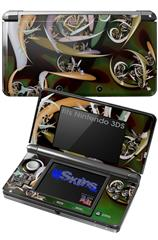 Dimensions - Decal Style Skin fits Nintendo 3DS (3DS SOLD SEPARATELY)