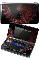 Coral2 - Decal Style Skin fits Nintendo 3DS (3DS SOLD SEPARATELY)