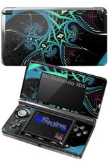 Druids Play - Decal Style Skin fits Nintendo 3DS (3DS SOLD SEPARATELY)