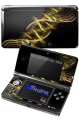 Dna - Decal Style Skin fits Nintendo 3DS (3DS SOLD SEPARATELY)