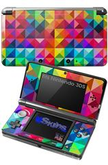 Spectrums - Decal Style Skin fits Nintendo 3DS (3DS SOLD SEPARATELY)