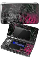 Ex Machina - Decal Style Skin fits Nintendo 3DS (3DS SOLD SEPARATELY)