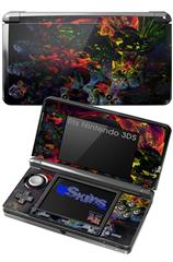 6D - Decal Style Skin fits Nintendo 3DS (3DS SOLD SEPARATELY)