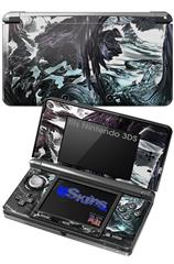 Grotto - Decal Style Skin fits Nintendo 3DS (3DS SOLD SEPARATELY)