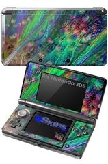 Kelp Forest - Decal Style Skin fits Nintendo 3DS (3DS SOLD SEPARATELY)