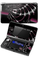 From Space - Decal Style Skin fits Nintendo 3DS (3DS SOLD SEPARATELY)
