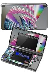 Fan - Decal Style Skin fits Nintendo 3DS (3DS SOLD SEPARATELY)