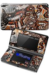 Comic - Decal Style Skin fits Nintendo 3DS (3DS SOLD SEPARATELY)