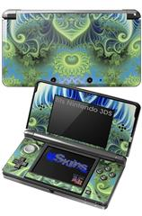 Heaven 05 - Decal Style Skin fits Nintendo 3DS (3DS SOLD SEPARATELY)