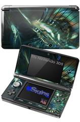 Hyperspace 06 - Decal Style Skin fits Nintendo 3DS (3DS SOLD SEPARATELY)
