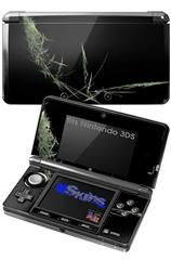 Grain - Decal Style Skin fits Nintendo 3DS (3DS SOLD SEPARATELY)