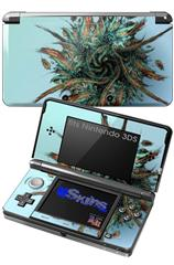 Hairball - Decal Style Skin fits Nintendo 3DS (3DS SOLD SEPARATELY)