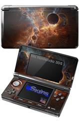 Kappa Space - Decal Style Skin fits Nintendo 3DS (3DS SOLD SEPARATELY)