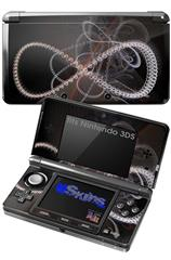 Infinity - Decal Style Skin fits Nintendo 3DS (3DS SOLD SEPARATELY)