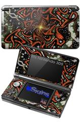 Knot - Decal Style Skin fits Nintendo 3DS (3DS SOLD SEPARATELY)