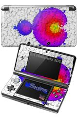 Mandelbrot Armada - Decal Style Skin fits Nintendo 3DS (3DS SOLD SEPARATELY)