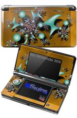 Mirage - Decal Style Skin fits Nintendo 3DS (3DS SOLD SEPARATELY)